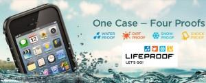 Ударо и водоустойчиви аксесоари LifeProof за iPhone и iPad