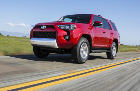 Toyota 4Runner 2014 вече е на пазара