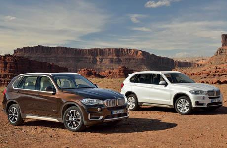 Ето го третото поколение BMW X5