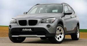 """delta4x4 """"натопорчи"""" BMW X1 с големи гуми"""