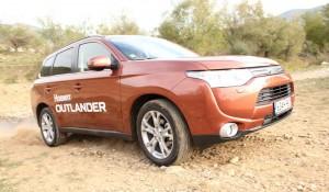 Семпло рафиниране: тест Mitsubishi Outlander III