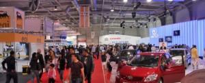 В събота започва Автомобилен салон София 2013
