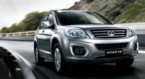 Hover H6 ще дебютира на Автомобилен салон София 2013
