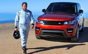 Новият Range Rover Sport с рекорд на Пайкс Пийк (видео)