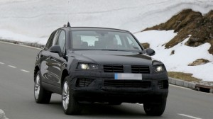 Фейслифтът на Volkswagen Touareg идва догодина