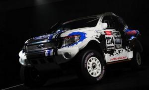 """Ford Ranger със заводска подкрепа в рали """"Дакар"""" 2014"""
