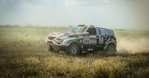 Silk Way Rally 2013, SS4: Ценков и Маринов напредват в класирането