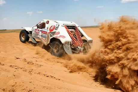 Silk Way Rally 2013: най-доброто от автомобилите SS1 – SS4