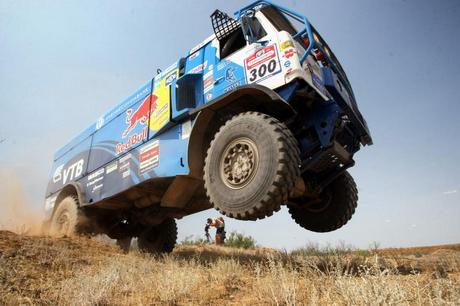 Silk Way Rally 2013: избрани снимки от етап 5