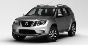 Ето го новият Nissan Terrano 2013