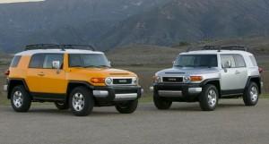 Казваме сбогом на Toyota FJ Cruiser след година