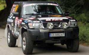 Завърши прологът на Balkan Breslau Rallye 2013