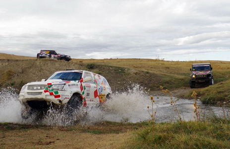 Българските участници в Balkan Breslau Rallye 2013, част I (снимки)