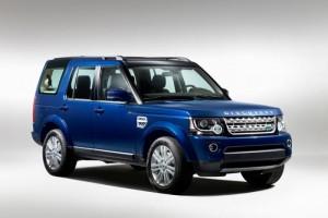 Ето го обновеният Land Rover Discovery 2014