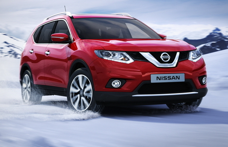 Новото поколение Nissan X-Trail се Qashqai-зира