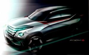 Ще видим бъдещия Mitsubishi Pajero на салона в Токио?