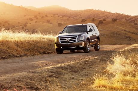 Това е новият Cadillac Escalade 2015 (видео)