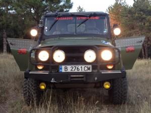 """""""Моето оф-роуд возило"""": Красен и неговият УАЗ 469"""