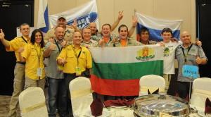 Българското участие в Rainforest Challenge 2013 приключи успешно