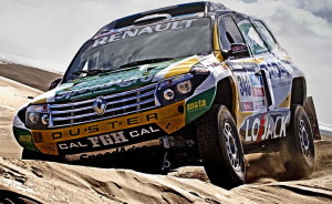 Renault / Dacia Duster се завръща на старта на рали Дакар 2014
