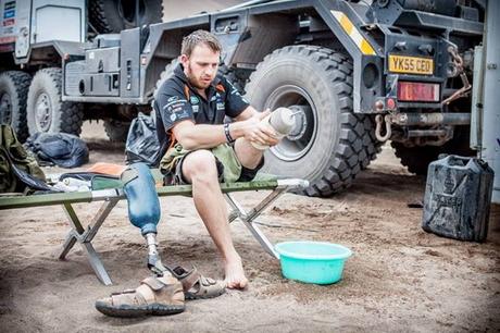 Рали Дакар 2014: специални моменти извън трасето