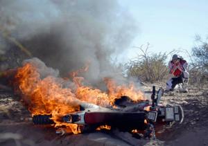 Рали Дакар 2014: етап 5 размести класиранията из основи (репортаж)
