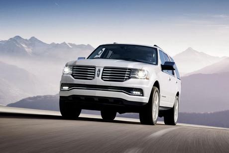 Lincoln Navigator 2015 ще дебютира в Чикаго след броени дни