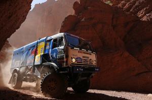 Рали Дакар 2014: подробен репортаж за етап 6 Тукуман – Салта