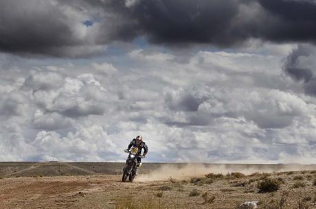 Рали Дакар 2014: снимки от етап 7, влизане в Боливия