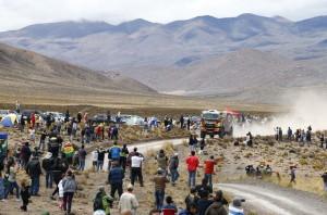 Рали Дакар 2014: подробен репортаж етап 7 Аржентина/Боливия