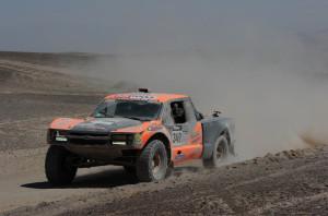 Рали Дакар 2014: подробен репортаж за етап 8 до Калама, Чили
