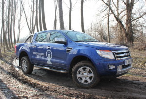 Рафиниран, но способен: тест Ford Ranger 2,2 TDCi AT