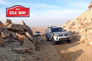 Ясни са датите и маршрутът за Silk Way Rally 2014