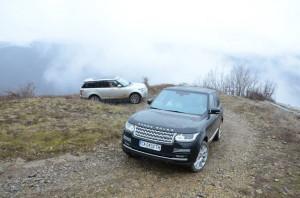 Нов британски посланик в България: тест-представяне Range Rover 2013