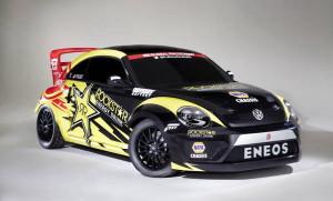 Volkswagen Rallycross Beetle: 4×4 и над 560 коня