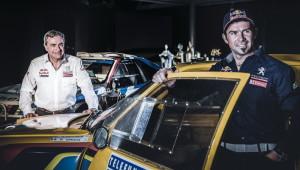Ексклузивно: Сирил Депре и Сайнц с Peugeot в рали Дакар 2015