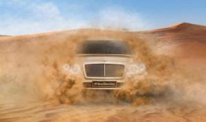 Първо официално изображение и ново инфо за Bentley SUV