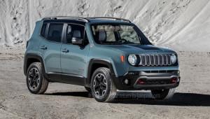Това ли е новият Jeep Renegade?