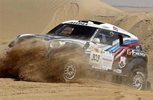 Mini и Honda брилянтни на Abu Dhabi Desert Challenge 2014