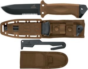 Представяме ви бруталния военен нож Gerber LMF II Survival