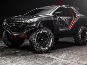 Ето го Peugeot 2008 DKR за рали Дакар 2015 (видео)