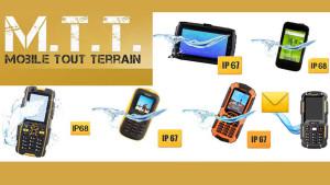 Екстремни телефони и таблети M.T.T. (Mobile Tout Terrain)