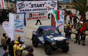 Варна Офроуд 2014: победителите!