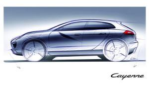Porsche Cayenne Coupe отново е на дневен ред