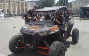 Българско участие в Rally Albania 2014