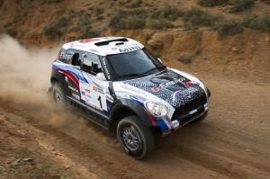 G-Energy Team води в шампионата след Baja Aragon 2014