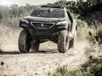 Дакарският Peugeot 2008 DKR в детайли (видео и снимки)