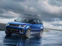 СуперSUV: Range Rover Sport SVR официално (галерия)
