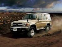Toyota възобновява производството на Land Cruiser 70