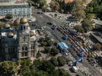 Balkan Breslau Rallye 2014: церемонията във Варна